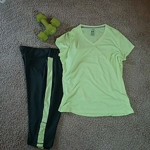 Danskin Now 2pc Activewear Set XXL